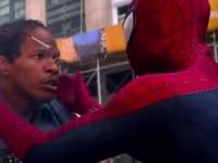 jamie foxx, amazing spider-man
