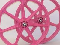 pink skyway tuff wheels