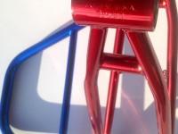 skyway candy-chrome frames