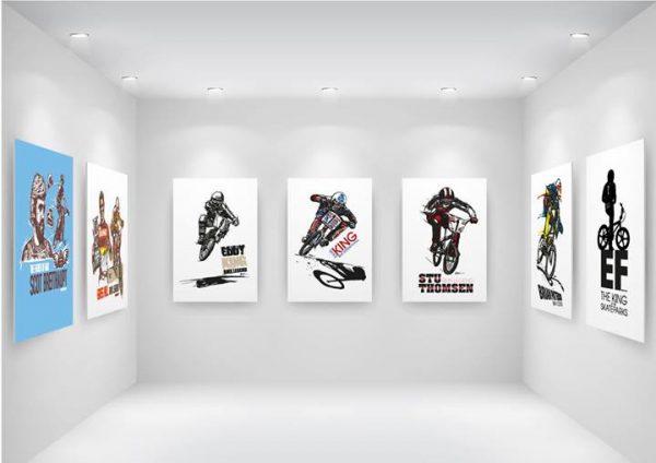 virtual bmx gallery
