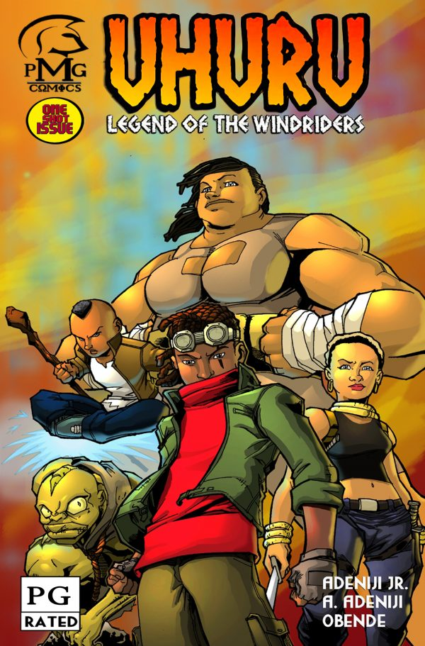 Uhuru cover