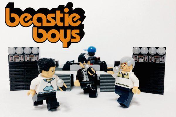 beastie boys lego