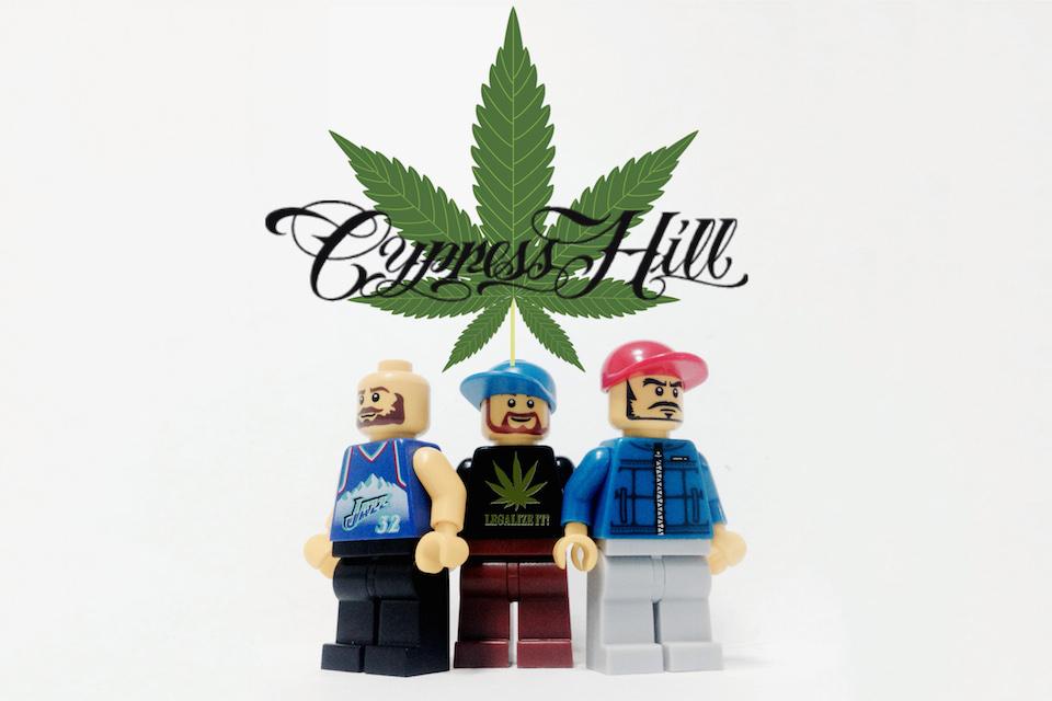 cypress hill, lego
