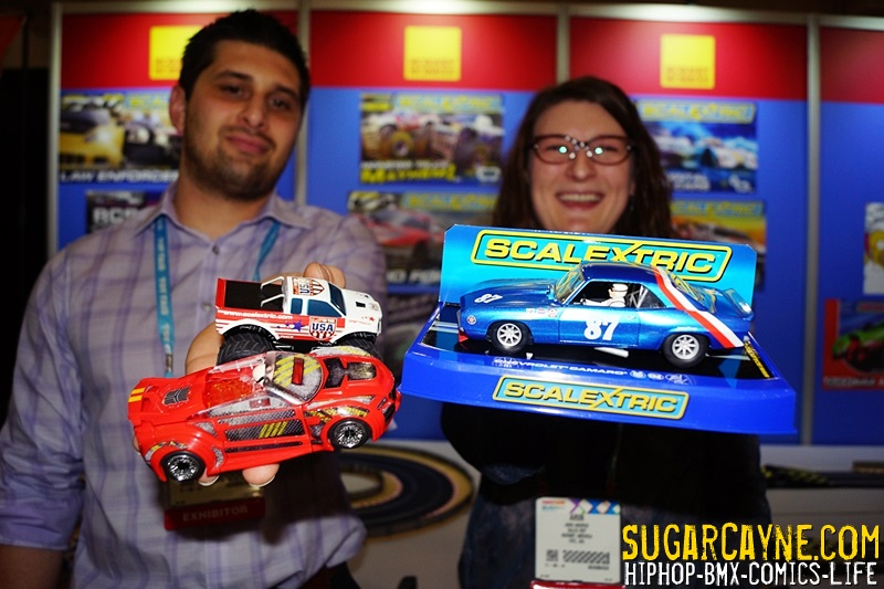 justin brooke, horby scalextric