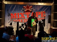 lil rel howrey, mixtape comedy show