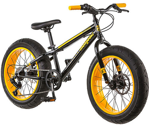 mongoose massif  fat bike