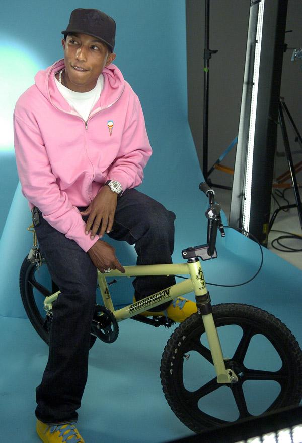 pharrell brooklyn machine works bike