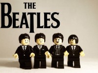 the beatles lego