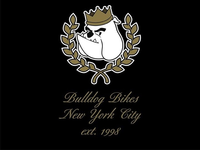 Bulldog bikes logo