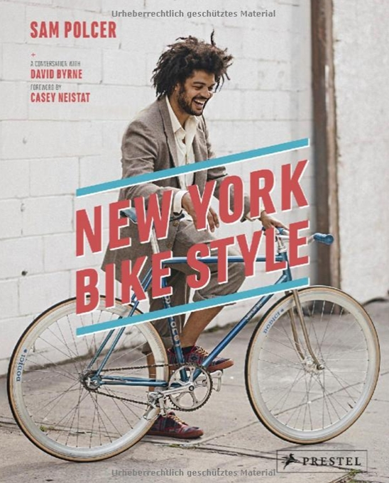 New York Bike Style book cover