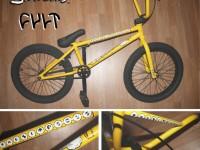 cult bart simpsons bike