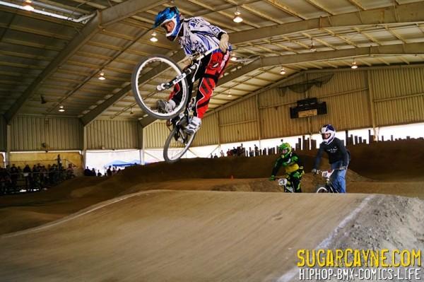 Grippen Park BMX, gold cup