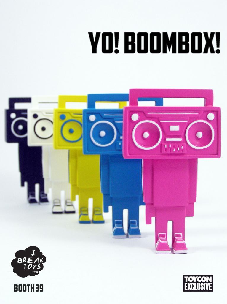 yo boom box