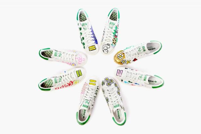 adidas stan-smith-pharrell