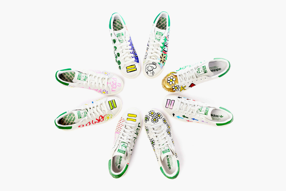 adidas stan-smith-pharrell