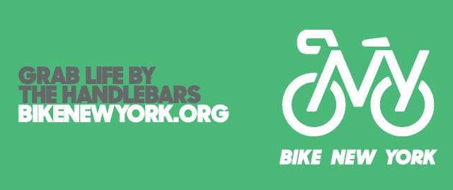 Bike New York Banner