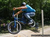 Ronnie Gaska, SCBF high jump