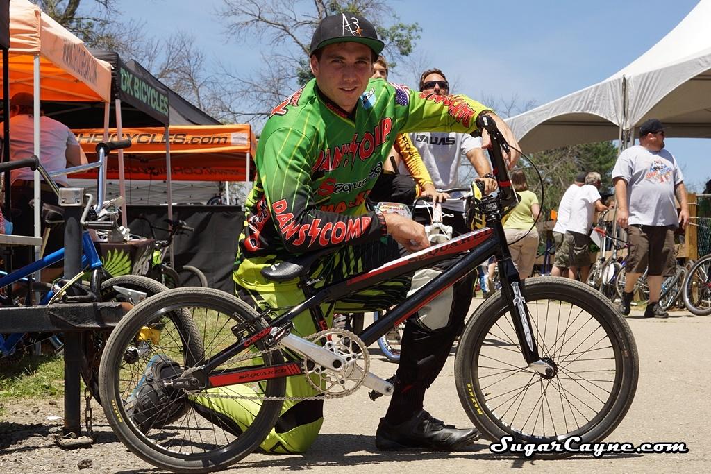 justin posey bike check