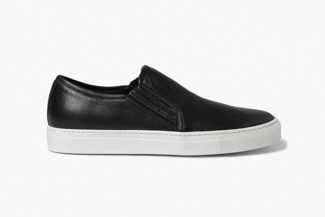 balmain-leather-slip-on-sneakers