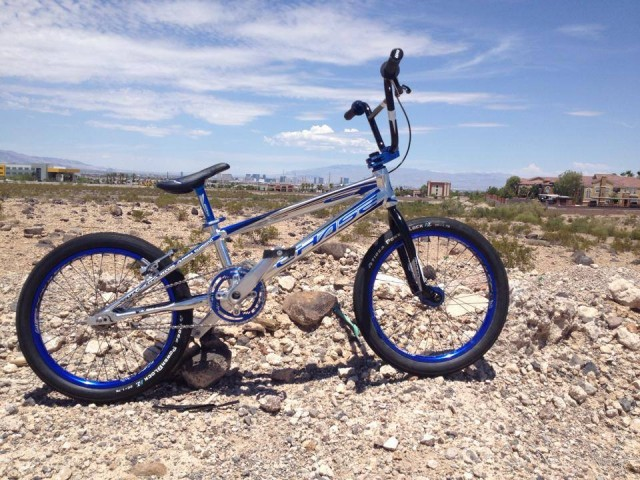 connor fields new bike