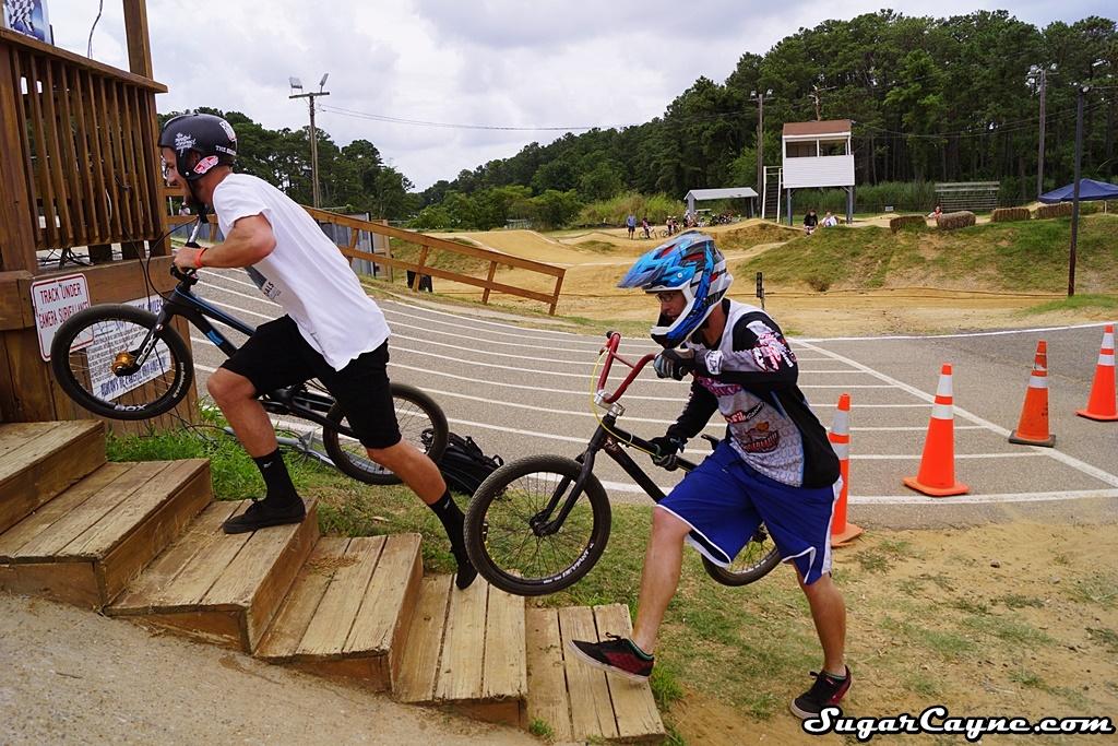 Cyclocross meets BMX