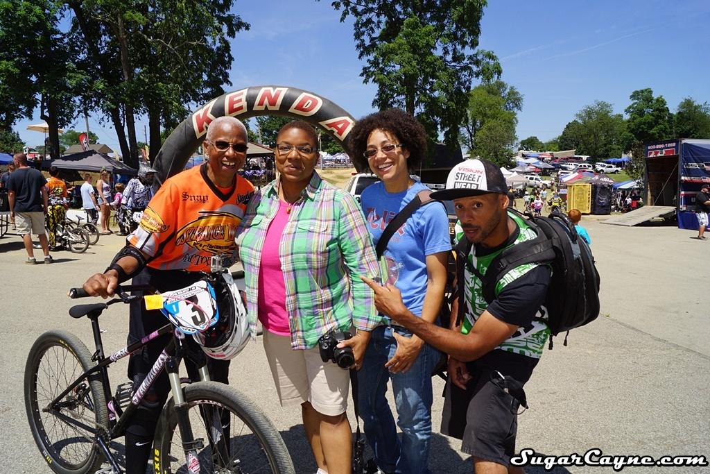miss kitty black girls do bike