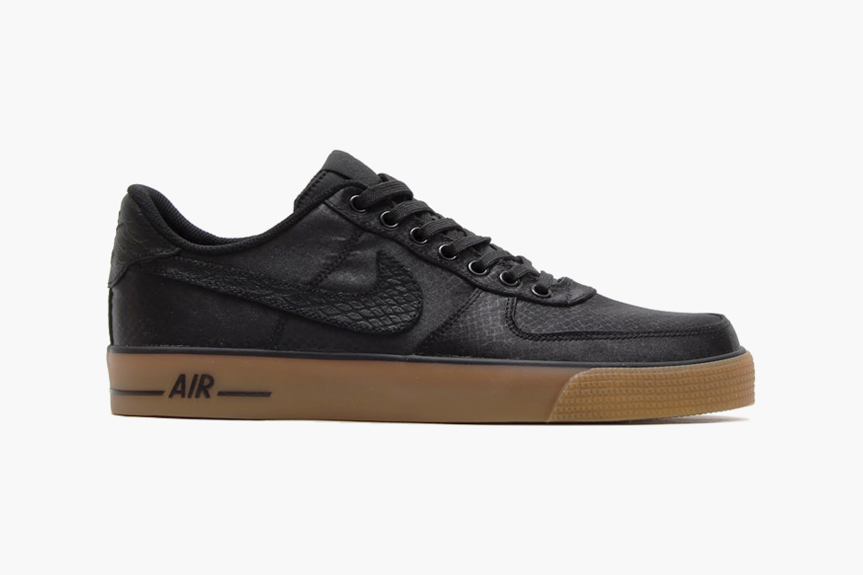 nike air force 1 ac black gum tupelo