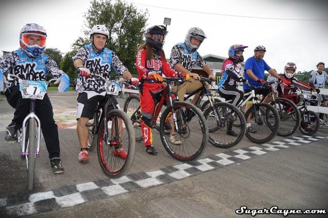 Sugar Cayne Bike Fest, CNYBMX