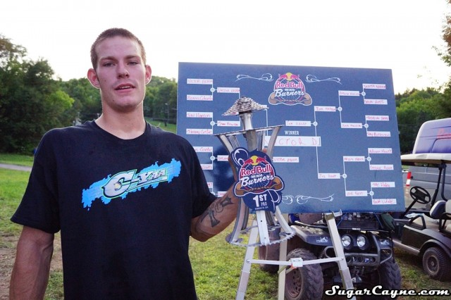 Victor Behm, Red Bull Berm Burners