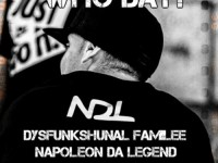 napoleon da legend, who dat