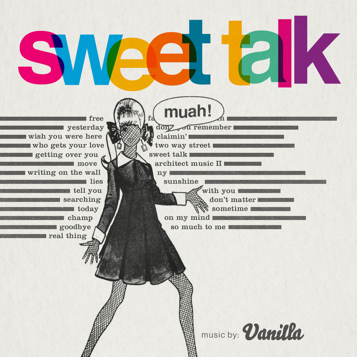 sweet talk, vanilla