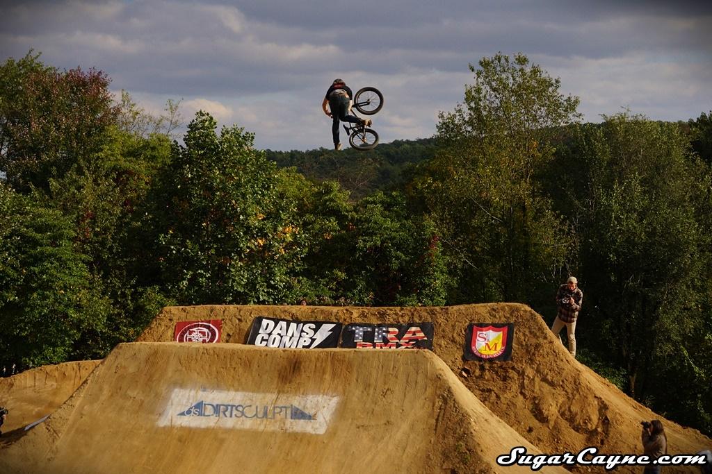 tra dirt jump comp