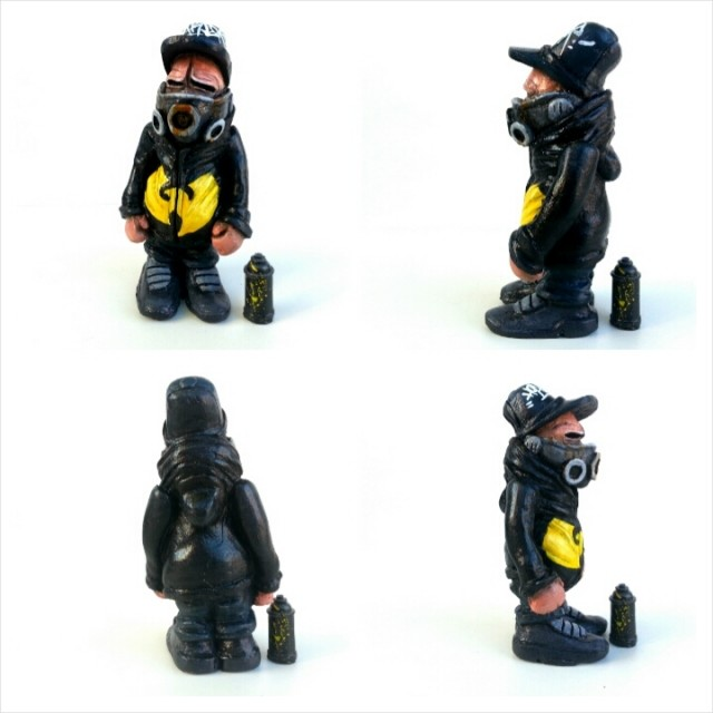masked men wu-tang resin 1