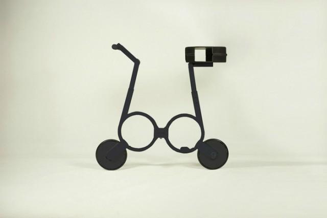 impossible e-bike black