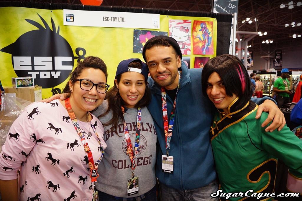 ESC Toy, New York Comic Con