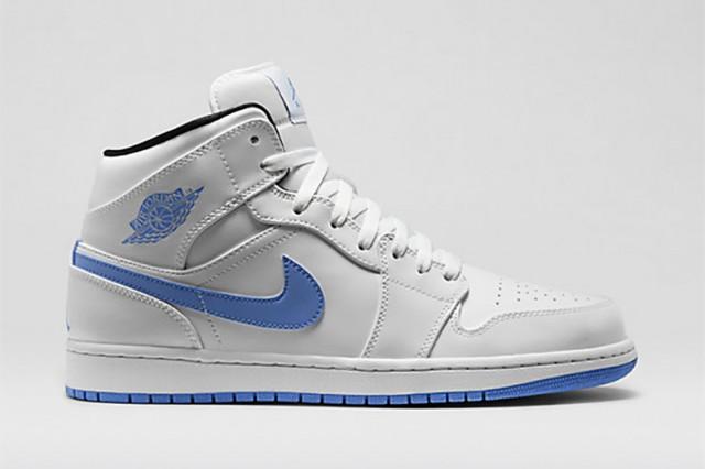 65b147eabe1 Air Jordans Light Blue And White | Mens Health Network