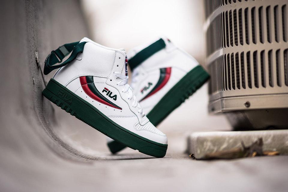 dd2f6a55bef Packer Shoes x FILA FX-100 - The O.G. -