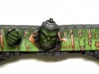hulk smash train