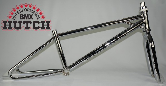hutch trick star street chrome