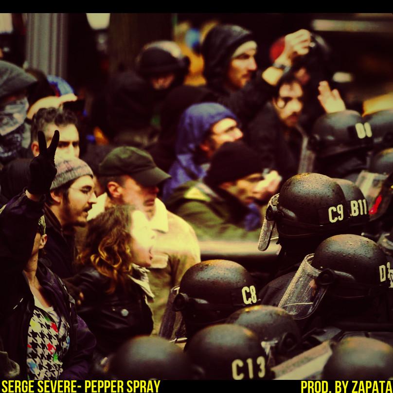 pepperspray
