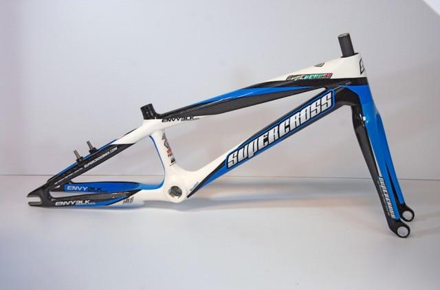 supercross envy blk bmx race