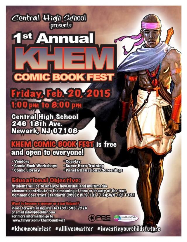 khem comic book fest