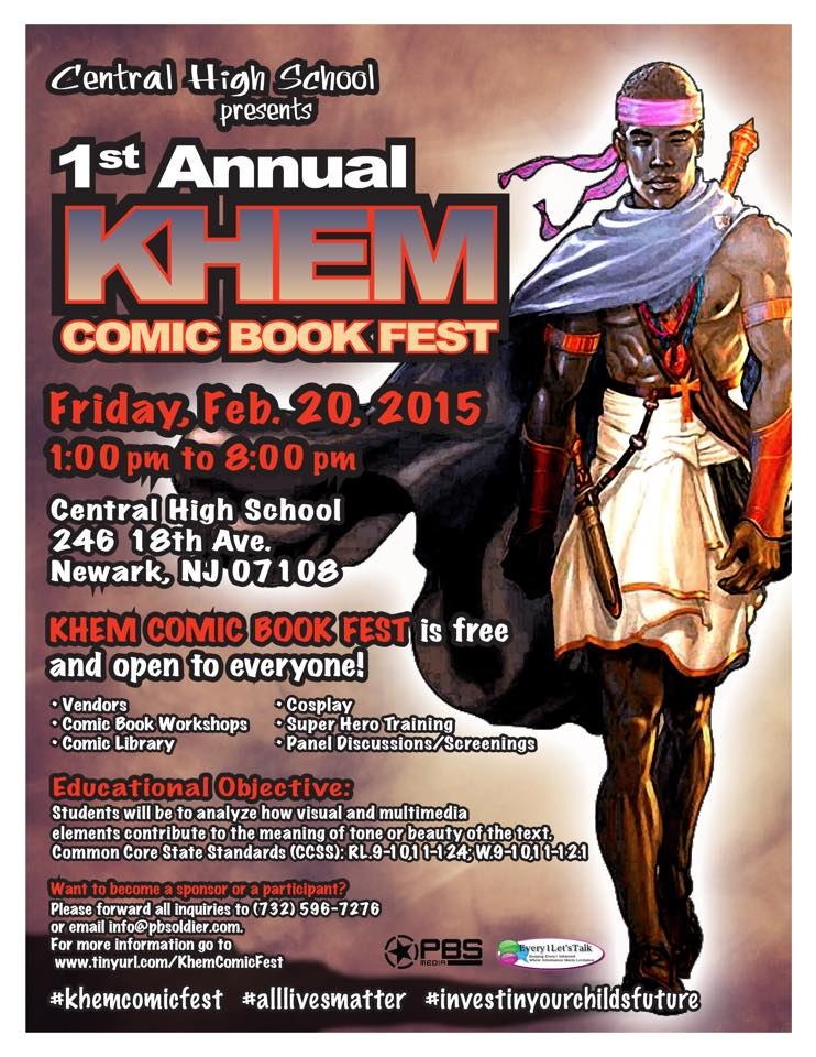 khem comic book fest