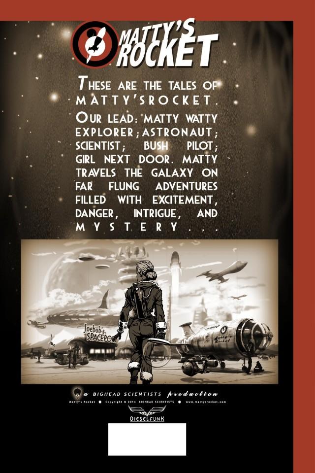 matty's rocket 2