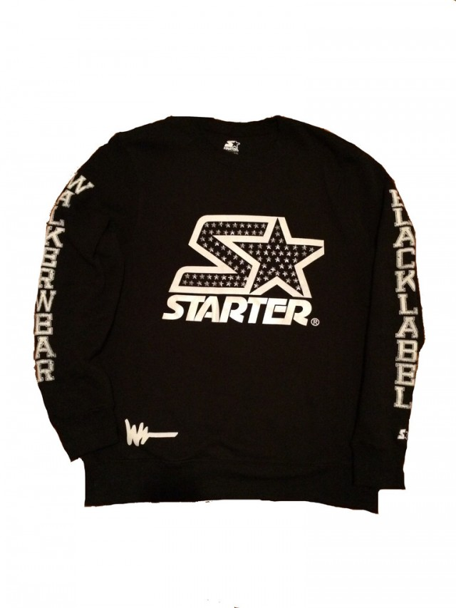 Walker Wear Starter Sweater