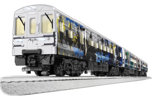 Lionel Trains Batman Set