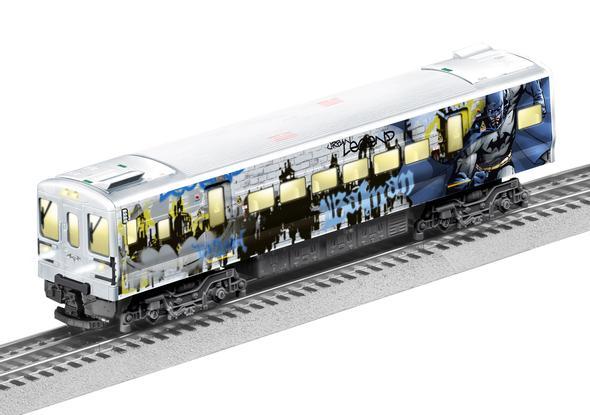 Lionel Trains Batman set 2