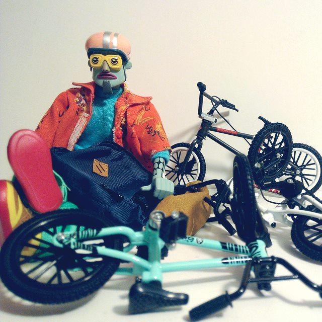 Michael lau, six wheels