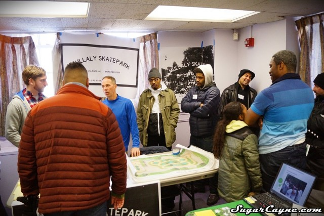 Mullaly Bronx parks Speak up (6)