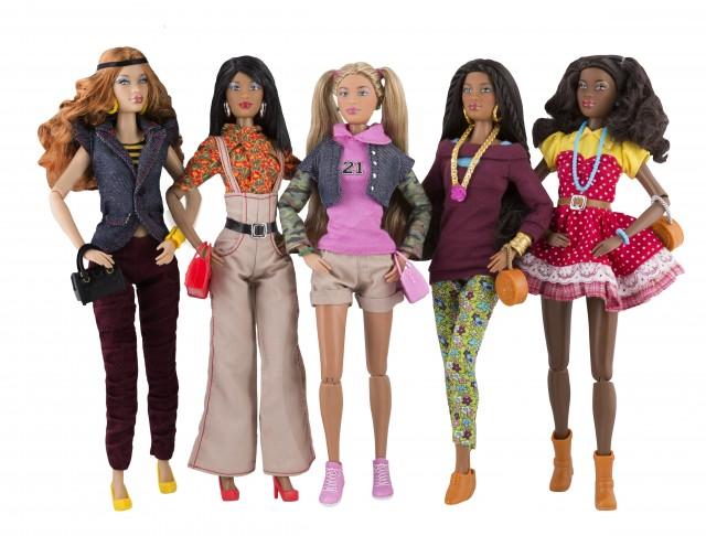 Prettie Girls Dolls